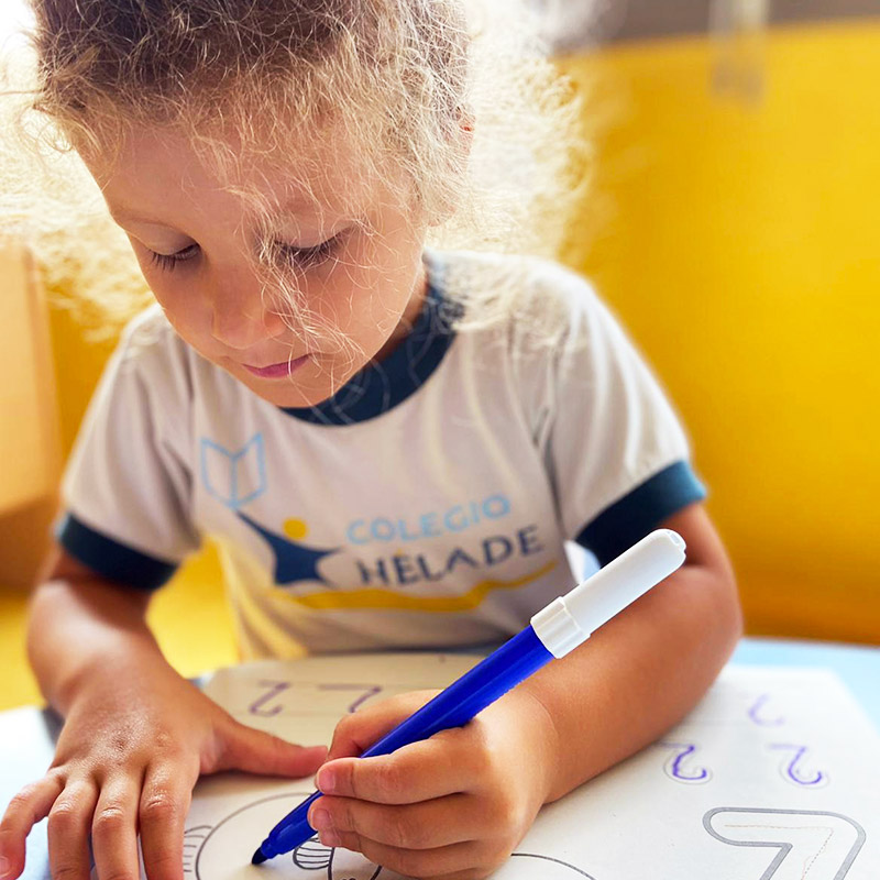 Colegio Hélade · 2º Ciclo de infantil