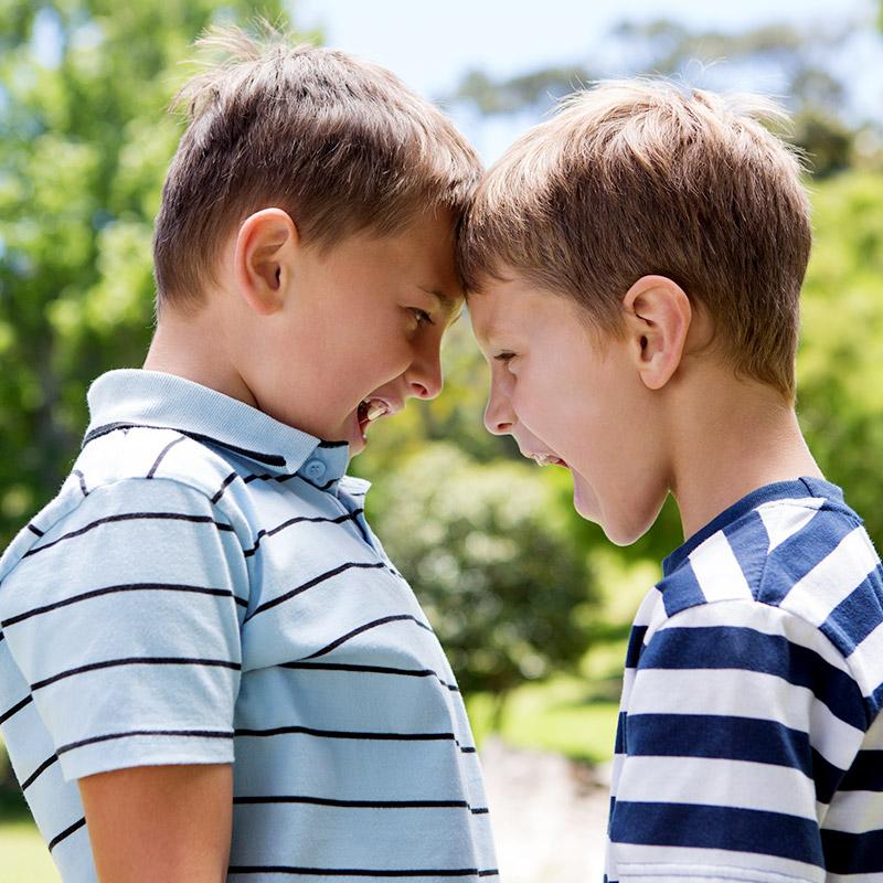 Colegio Hélade · Celos y rivalidad entre hermanos