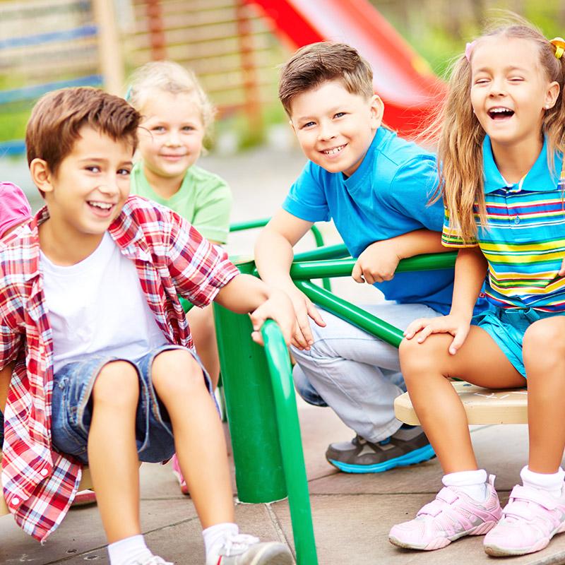 Colegio Hélade · Las ventajas de acudir al parque