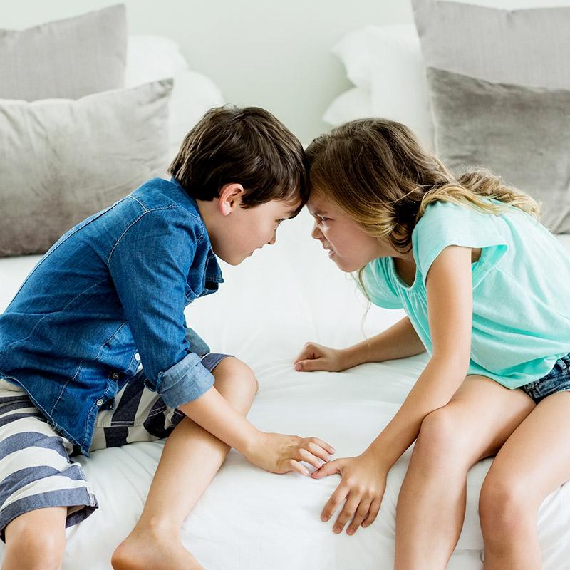 Colegio Hélade · Para prevenir la agresividad infantil
