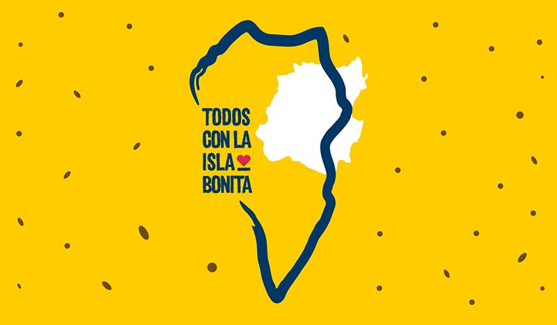 Colegio Hélade · Todos con La Palma